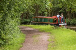 narrowboat canals England